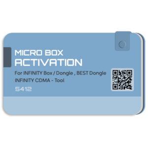 اکتیو Micro box بر روی دانگل BEST و INFINITY
