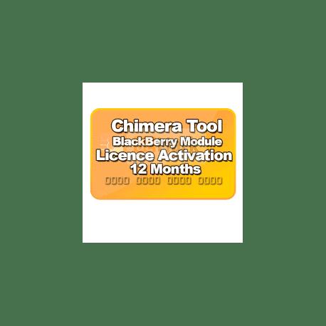 لایسنس ۱۲ماهه اورجینال اکتیو دانگل chimera برای گوشی BLACKBERRY