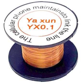 سیم لاکی یاکسون YAXUN YX 0.1 مناسب سیم کشی مدار برد گوشی های موبایل