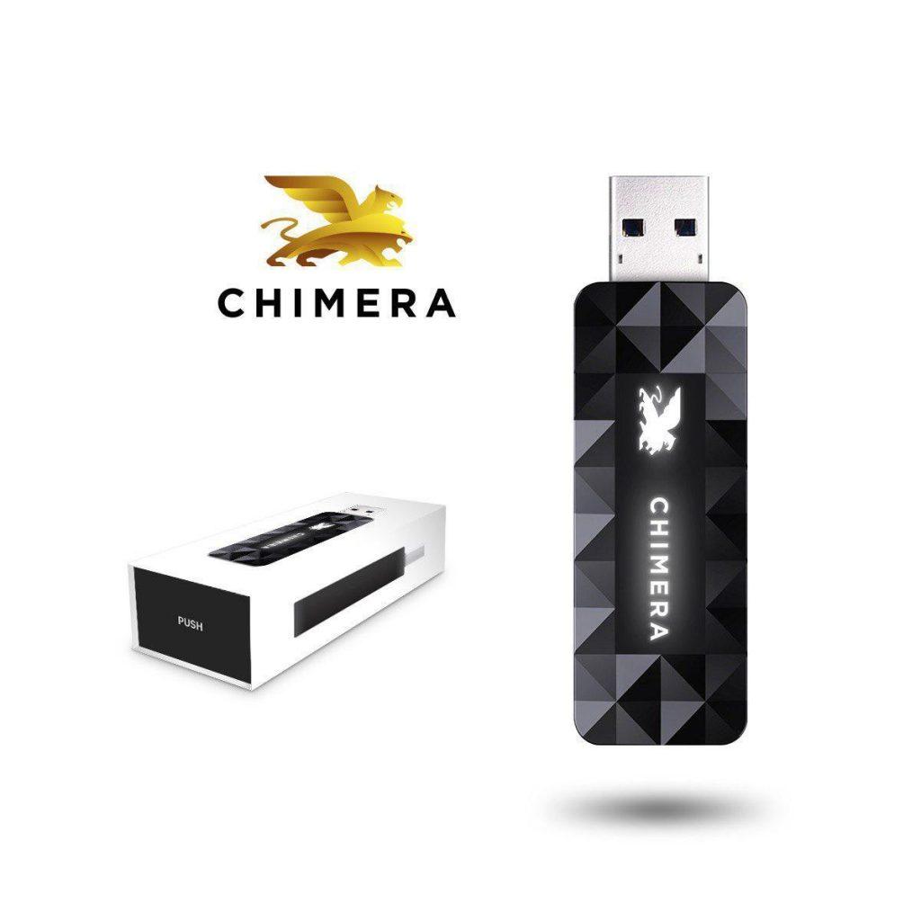 دانگل فول اکتیو Chimera مناسب سرویس دهی به تمام گوشی های اندروید