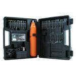 ابزار تراش آی سی 60 تکه ای High speed rotary tool kit