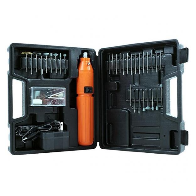 ابزار تراش آی سی ۶۰ تکه ای High speed rotary tool kit مناسب تعمیر برد