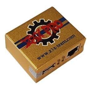 باکس Z3X PRO همراه با پک کابل مناسب تعمیر نرم افزاری گوشی موبایل سامسونگ