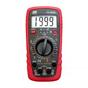 مولتی متر VC-890DL