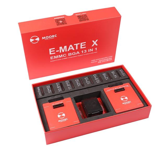 باکس Easy Jtag Plus (با ایمیت ایکس) مناسب ترمیم بوت و پروگرام هارد گوشی