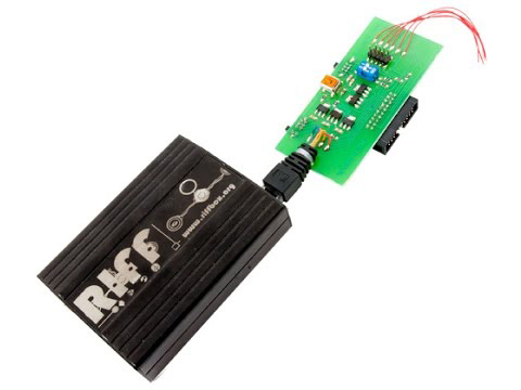 کابل رابط EMMC برای باکس RIFF مناسب استفاده در باکس E-Mate Pro
