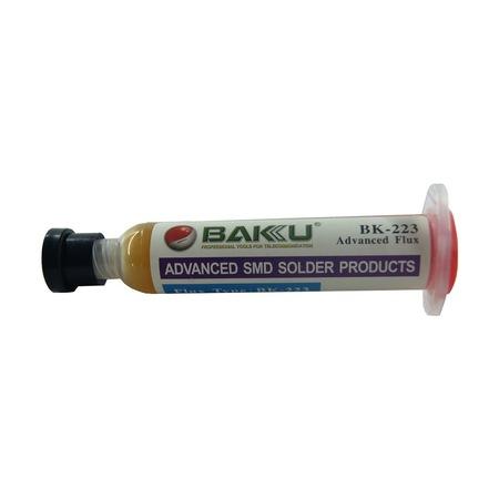 خمیر فلکس BAKU BK-223 مناسب برای سهولت در لحیم کاری برد گوشی