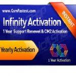 لایسنس 1 ساله اورجینال اکتیو کننده دانگل Infinity CM2
