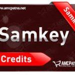 کردیت 99 تایی SAMKEY مناسب آنلاک سریع گوشی های موبایل سامسونگ