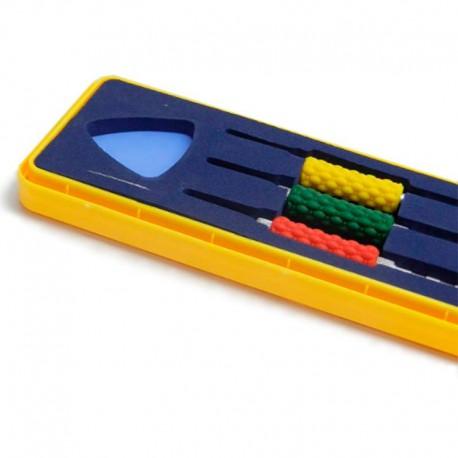 ست ابزار پیچ گوشتی چند منظوره ۳ عددی Yaxun YX-8184 تعمیرات موبایل