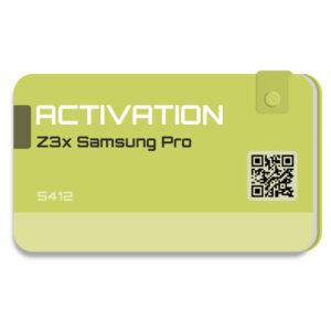 اکتیو Z3X Samsung Pro