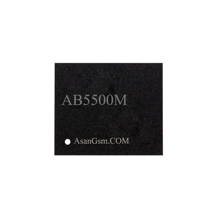 آی سی تغذیه شماره فنی AB5500M اورجینال مناسب گوشی های سونی