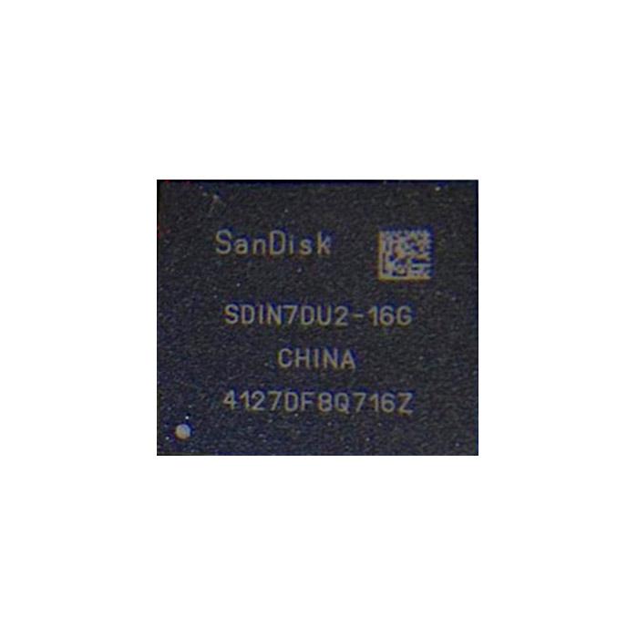 آی سی هارد SDIN7DU2-16G مناسب گوشی سامسونگ N8000