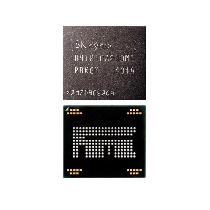 آی سی هارد H9TP18A8JDMC مناسب هارد گوشی هواوی هانر ۳c