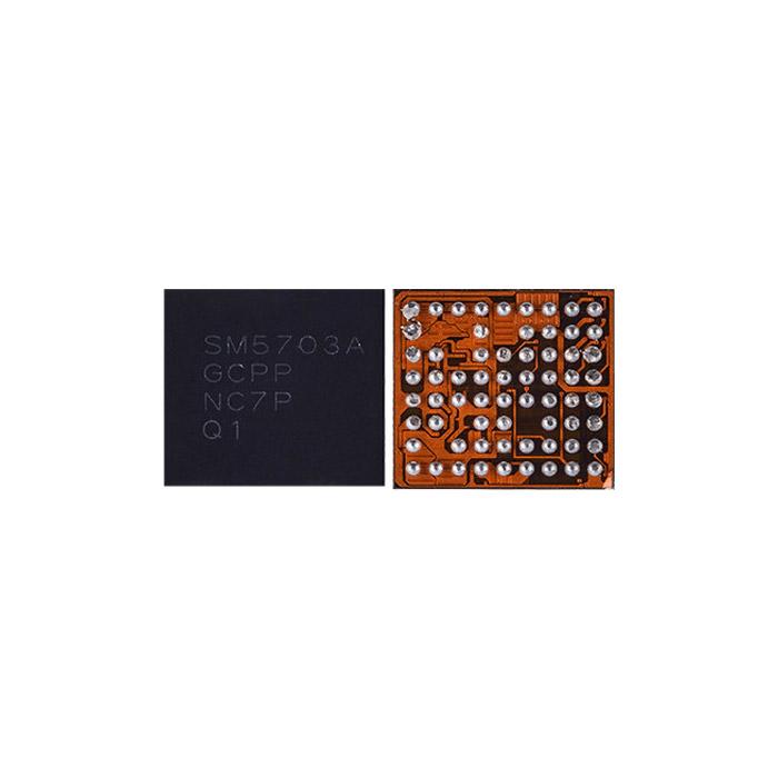 آی سی شارژ شماره فنی SM5703A اورجینال مناسب گوشی های سامسونگ