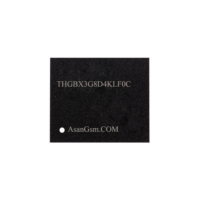 آی سی هارد THGBX3G8D4KLF0C مناسب گوشی های ایفون
