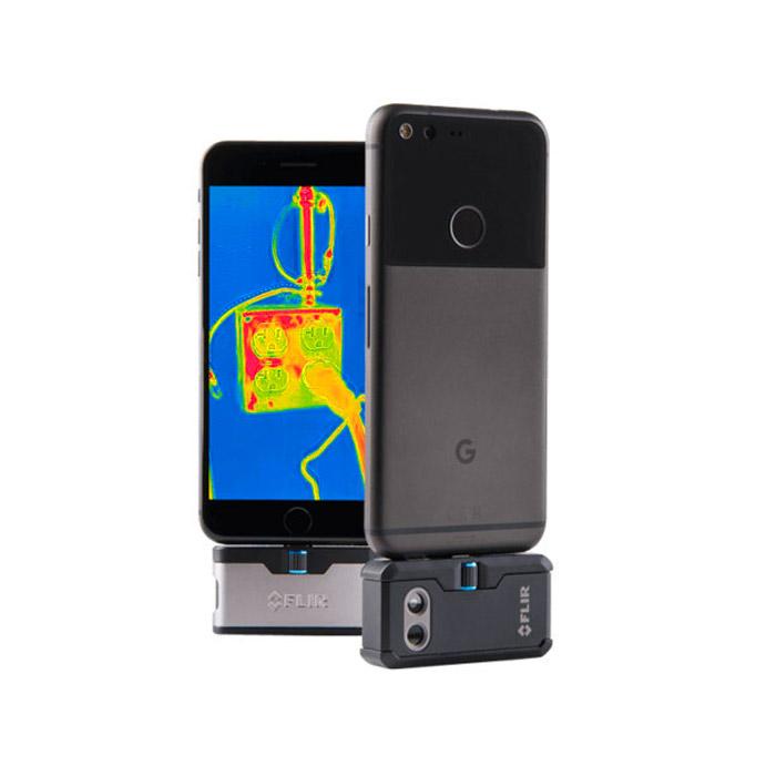 دوربین حرارتی فلیر Flir ONE Gen 3 مناسب عیب یابی برد گوشی های موبایل