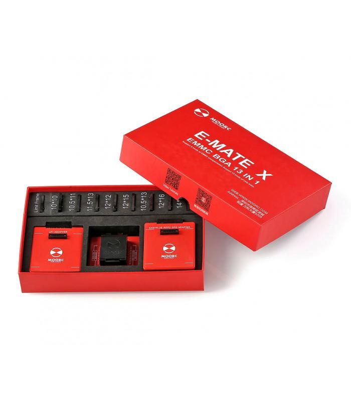 آداپتور ایمیت EMATE X مناسب ترمیم بوت و پروگرام انواع هارد گوشی موبایل