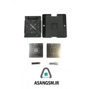ست شابلون آهن ربایی آی سی سی پی یو و رم A8 مناسب گوشی های آیفون 6 ،+6