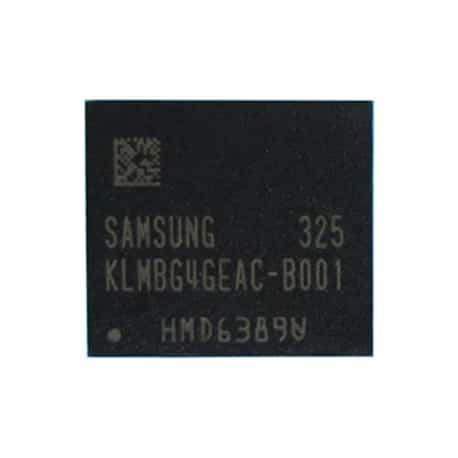 آی سی هارد KLMBG4GEAC-B001 مناسب گوشی S5 و تبلت TAB 3 سامسونگ