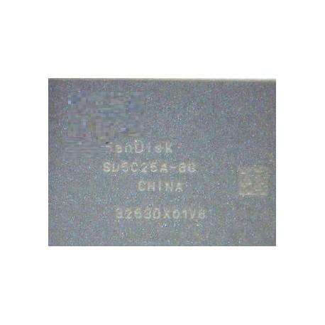 آی سی هارد سن دیسک SD5C25A-8G مناسب گوشی هواوی P6