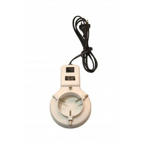 لامپ مهتابی لوپ مناسب روشن کردن سطح کار زیر لوپ هنگام تعمیرات برد موبایل