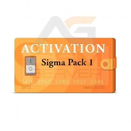 اکتیو پک ۱ باکس Sigma مناسب گوشی های موبایل هواوی و چینی