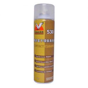 اسپری اورجینال FALCON 530 تمیزکننده و پاک کننده چسب ال سی دی و فریم