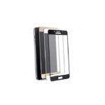 گلس سامسونگ Samsung A7 در سه رنگ طلایی، مشکی و سفید