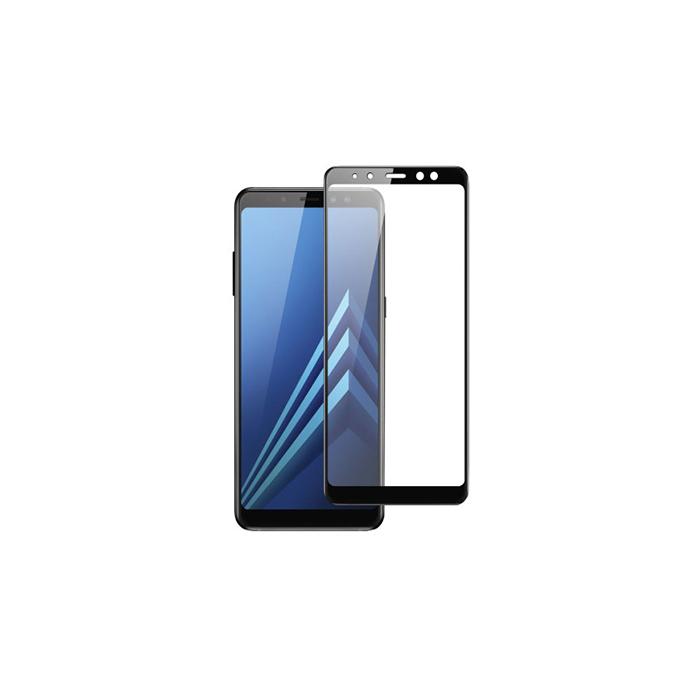 گلس ال سی دی گوشی موبایل سامسونگ A8 بدون تاچ