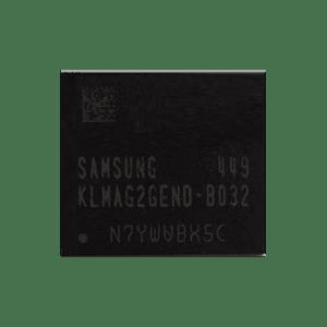 آی سی هارد سامسونگ شماره فنی KLMAG2GEND-B032