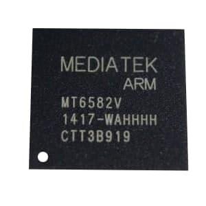 آی سی سی پی یو MT6582V