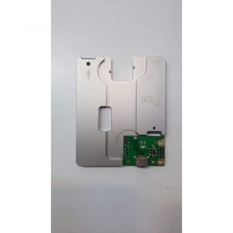 فیکسچر و نگه دارنده هارد گوشی های موبایل آیفون 5 – 6P