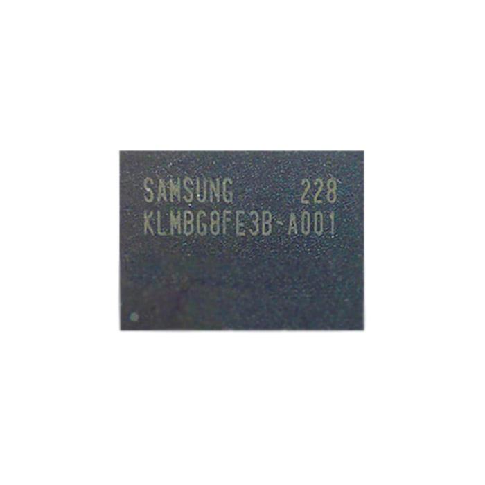 آی سی هارد شماره فنی KLMBG8FE3B-A001 مناسب گوشی های سامسونگ