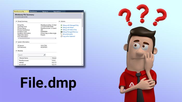 فایل دامپ DUMP چیست
