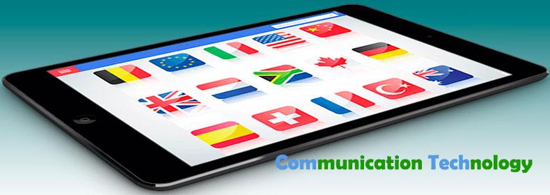 آموزش فعال سازی زبان های مختلف