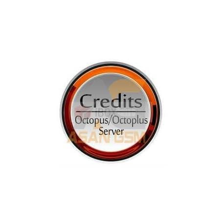 کردیت ۵۰ عددی فعال ساز و اکتیو OCTOPUS و OCTOPLUS SERVER