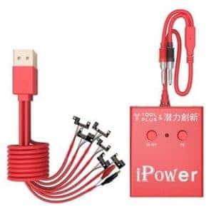 کابل Qianli iPOWER PRO مناسب بوت گوشی موبایل آیفون با یک دکمه