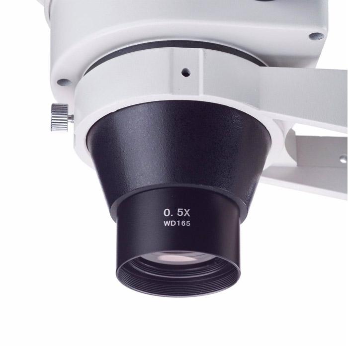 لنز واید لوپ WD165 مناسب بزرگ نمایی 0.5 برابر بیشتر