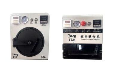 دستگاه لمینت Easy Fix S60 مناسب تعویض گلس و حباب گیری موبایل اج و فلت