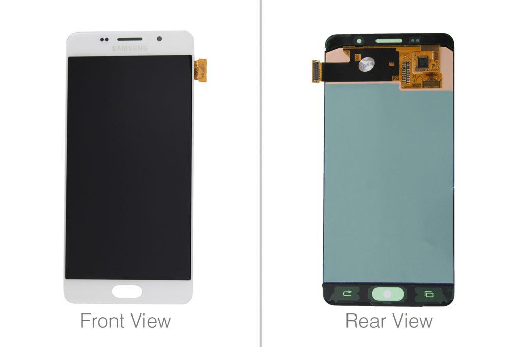 تاچ ال سی دی گوشی موبایل سامسونگ A510 (WHITE)