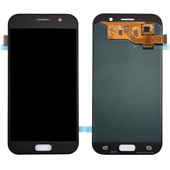 تاچ ال سی دی گوشی موبایل سامسونگ A520 (BLACK)