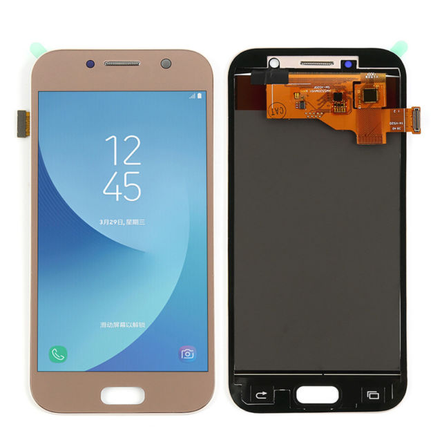 تاچ ال سی دی گوشی موبایل سامسونگ A520 (GOLD)