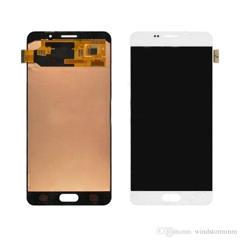 تاچ ال سی دی گوشی موبایل سامسونگ A710 (WHITE)