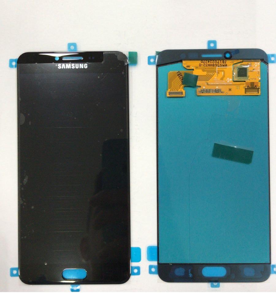 تاچ ال سی دی گوشی موبایل سامسونگ C700 (BLACK)
