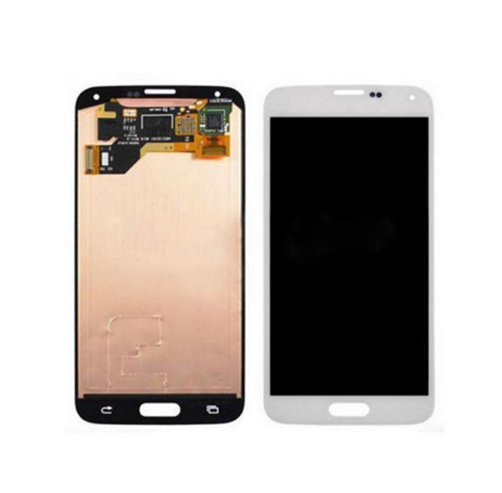 تاچ ال سی دی گوشی موبایل سامسونگ G900 (WHITE)
