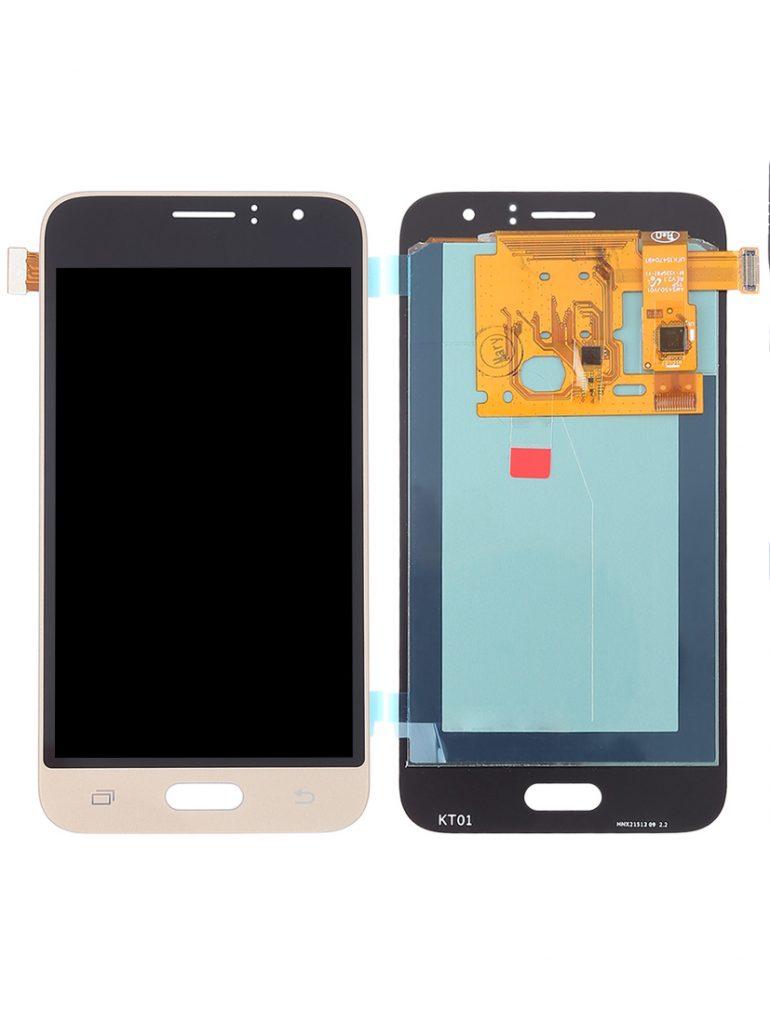 تاچ ال سی دی گوشی موبایل سامسونگ آی سی دار(GOLD)j120