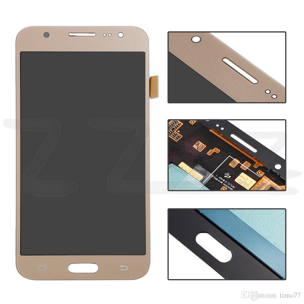 تاچ ال سی دی های گوشی موبایل سامسونگ آی سی دار(GOLD)j510