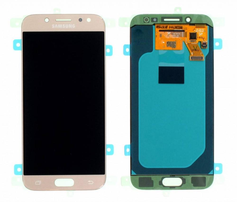 تاچ ال سی دی گوشی موبایل سامسونگ J530 (GOLD)