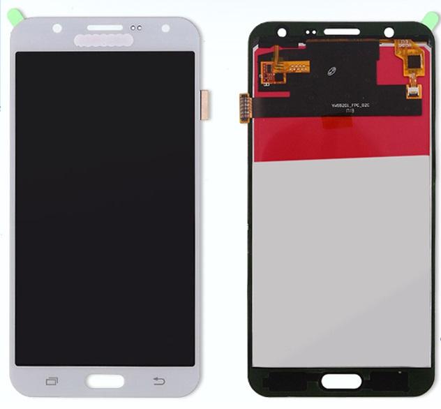 تاچ ال سی دی گوشی موبایل سامسونگ J700 (WHITE)